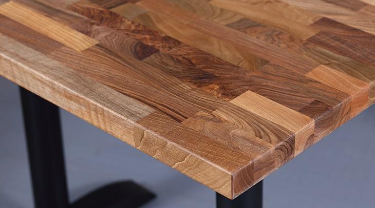wooden oil