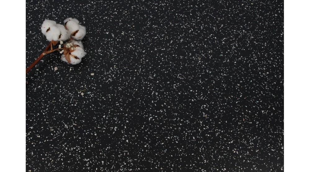 Black Sparkle Sample