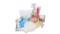 Solid Wood Worktop Install Kit