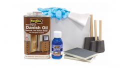 Rustins Solid Wood Worktop Kit
