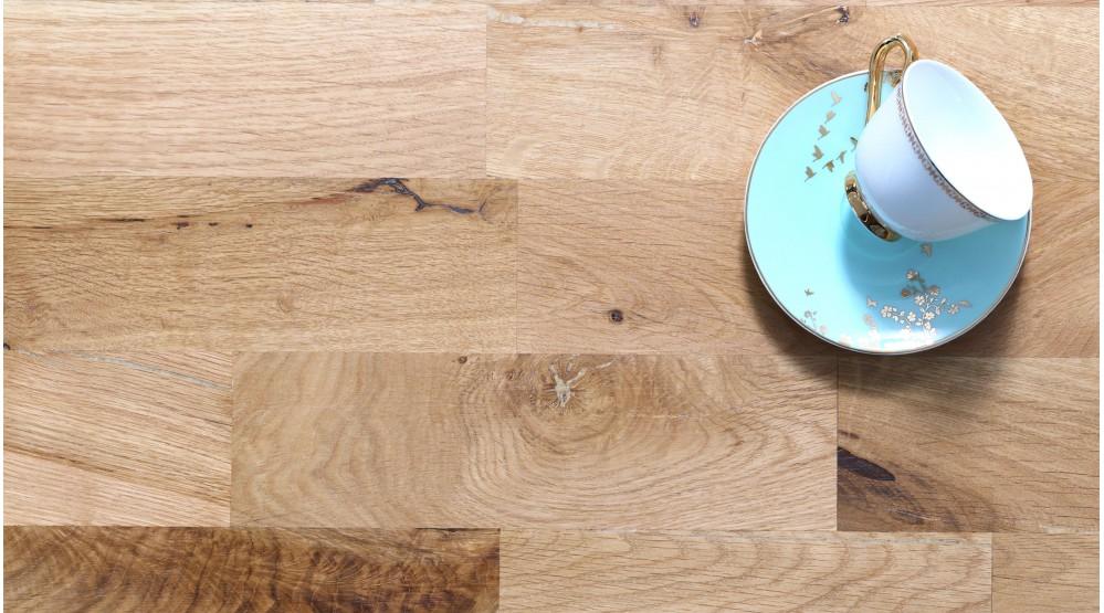 Deluxe Rustic Oak Worktop