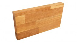 Deluxe Oak Worktop Sample